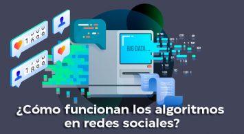 ¿Cómo funcionan los algoritmos en redes sociales?